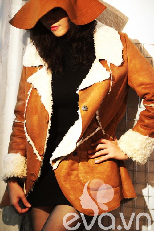 5 kiểu áo khoác không thể thiếu cho đông 2011 - 1