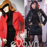 5 kiểu áo khoác không thể thiếu cho đông 2011