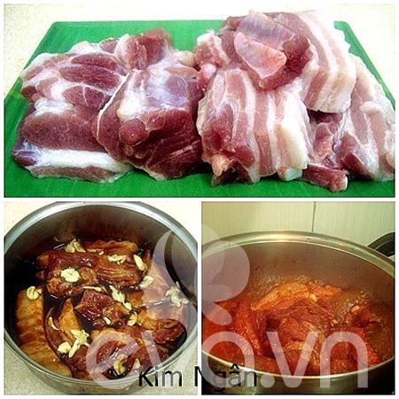 Bài dự thi: thịt xá xíu thơm ngon - 2
