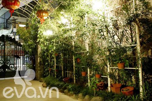 """Khoe nhà: Biệt thự xinh có vườn siêu """"lung linh"""" - 3"""