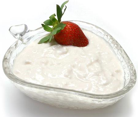 Giảm béo đơn giản với sữa chua - 1