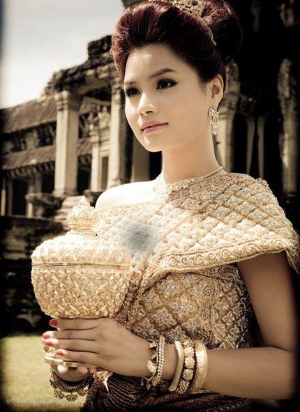 Chồng Vũ Thu Phương thuộc hoàng tộc Campuchia - 3