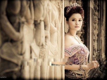 Chồng Vũ Thu Phương thuộc hoàng tộc Campuchia - 5