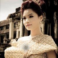 Chồng Vũ Thu Phương thuộc hoàng tộc Campuchia