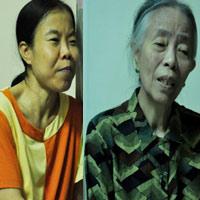 Mẹ và bà tâm sự về trò nghèo viết bài văn lạ
