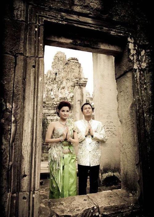 Ngắm trọn bộ ảnh cưới của siêu mẫu Vũ Thu Phương - 3