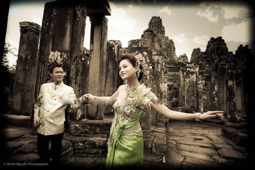Ngắm trọn bộ ảnh cưới của siêu mẫu Vũ Thu Phương - 6