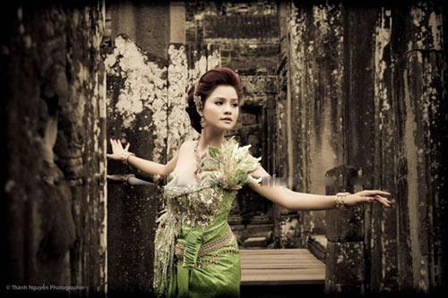 Ngắm trọn bộ ảnh cưới của siêu mẫu Vũ Thu Phương - 7