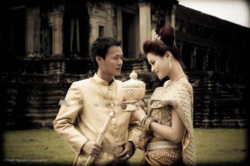 Ngắm trọn bộ ảnh cưới của siêu mẫu Vũ Thu Phương - 10