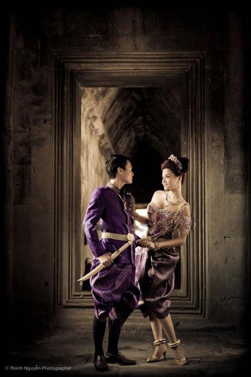 Ngắm trọn bộ ảnh cưới của siêu mẫu Vũ Thu Phương - 14
