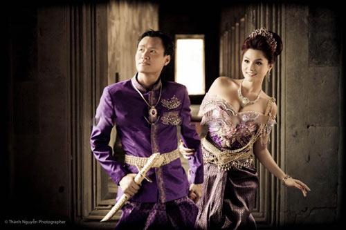 Ngắm trọn bộ ảnh cưới của siêu mẫu Vũ Thu Phương - 12