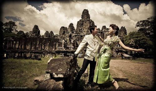 Ngắm trọn bộ ảnh cưới của siêu mẫu Vũ Thu Phương - 8
