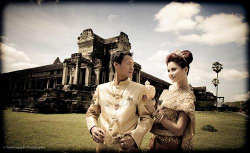 Ngắm trọn bộ ảnh cưới của siêu mẫu Vũ Thu Phương - 9