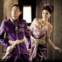 Ngắm trọn bộ ảnh cưới của siêu mẫu Vũ Thu Phương