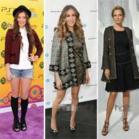 Áo khoác thô: xu hướng áo khoác mới mùa đông 2011