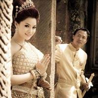 Chồng Vũ Thu Phương không thuộc hoàng tộc Campuchia