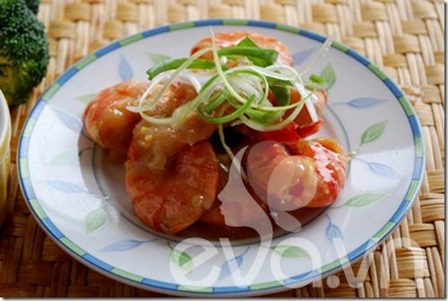 Tôm ram nước cốt dừa, món ngon vùng quê - 6