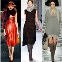 Xu hướng khăn quàng mùa đông 2011