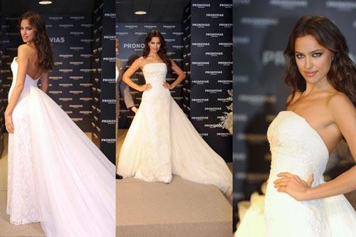 """""""Nghía"""" bộ ảnh cưới đẹp tuyệt trần của bạn gái C.Ronaldo - 2"""