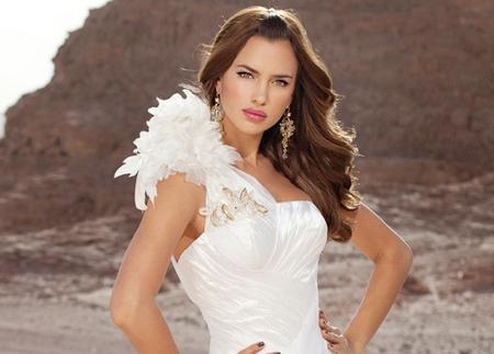 """""""Nghía"""" bộ ảnh cưới đẹp tuyệt trần của bạn gái C.Ronaldo - 4"""
