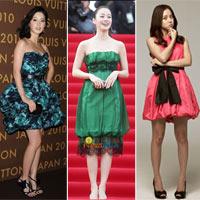 Kim Tae Hee: Phong cách thời trang công chúa