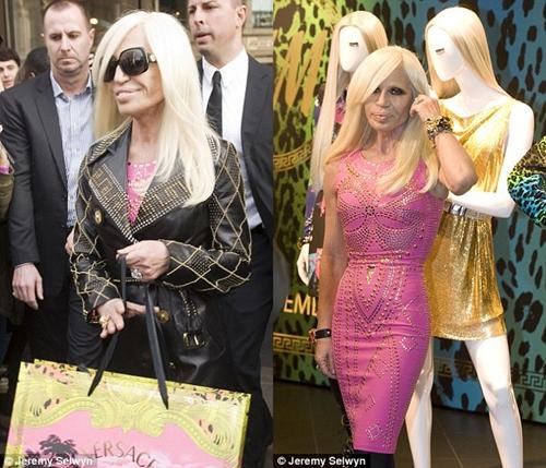 """BST Versace cho H&M """"cháy hàng"""" chỉ sau 30p mở cửa - 2"""