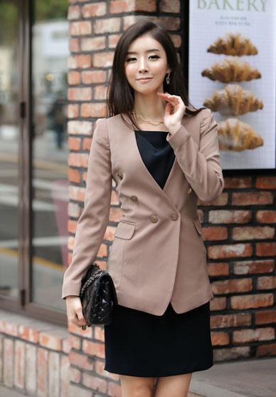 Áo vest cách điệu xúng xính mùa thu - 4