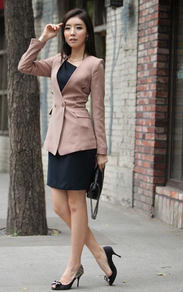 Áo vest cách điệu xúng xính mùa thu - 5