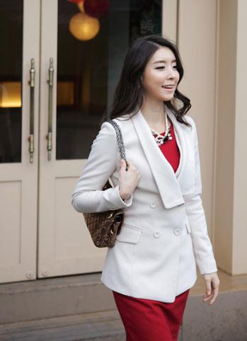 Áo vest cách điệu xúng xính mùa thu - 12