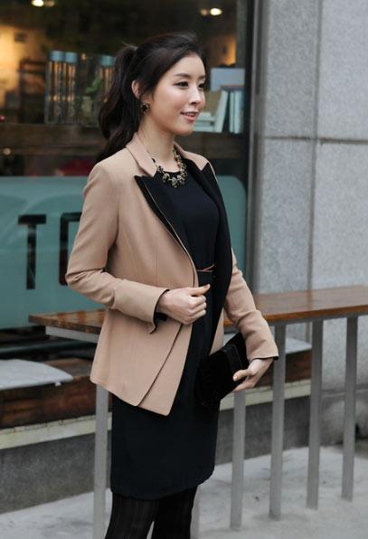 Áo vest cách điệu xúng xính mùa thu - 16