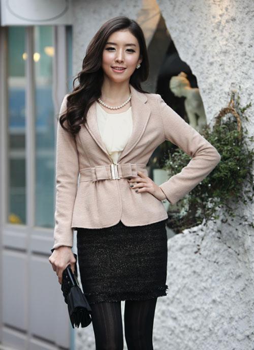Áo vest cách điệu xúng xính mùa thu - 32