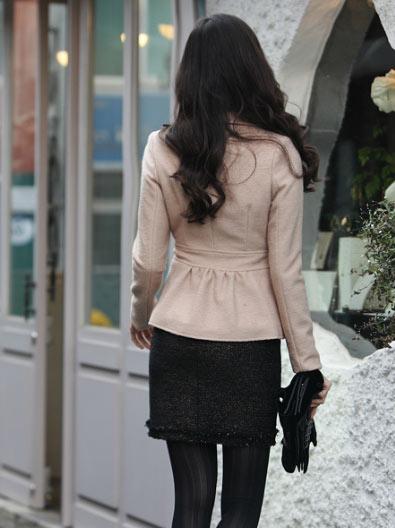 Áo vest cách điệu xúng xính mùa thu - 34
