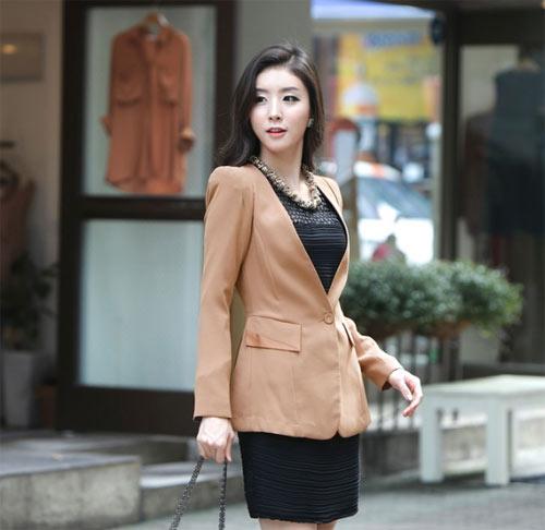 Áo vest cách điệu xúng xính mùa thu - 8