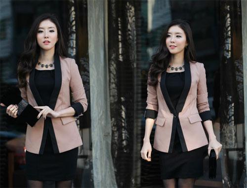 Áo vest cách điệu xúng xính mùa thu - 25
