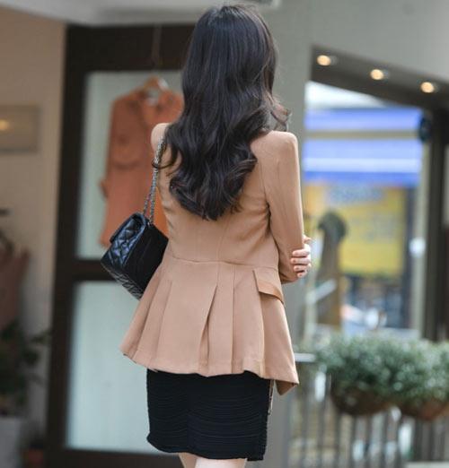 Áo vest cách điệu xúng xính mùa thu - 10