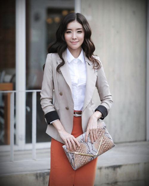 Áo vest cách điệu xúng xính mùa thu - 20