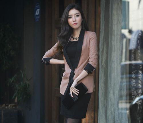Áo vest cách điệu xúng xính mùa thu - 24