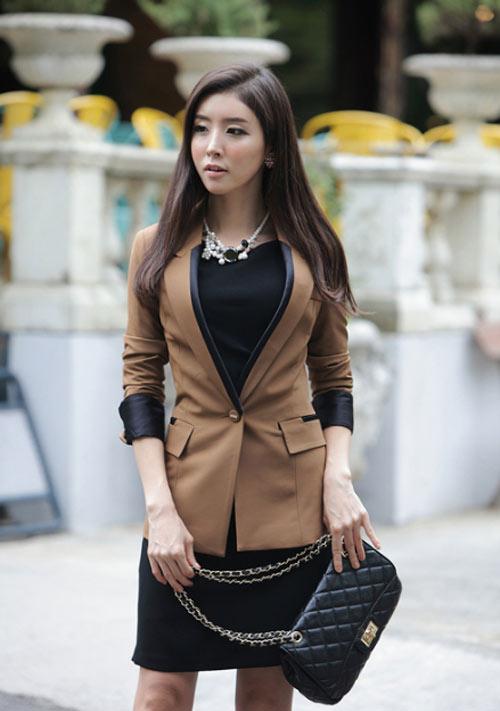Áo vest cách điệu xúng xính mùa thu - 26