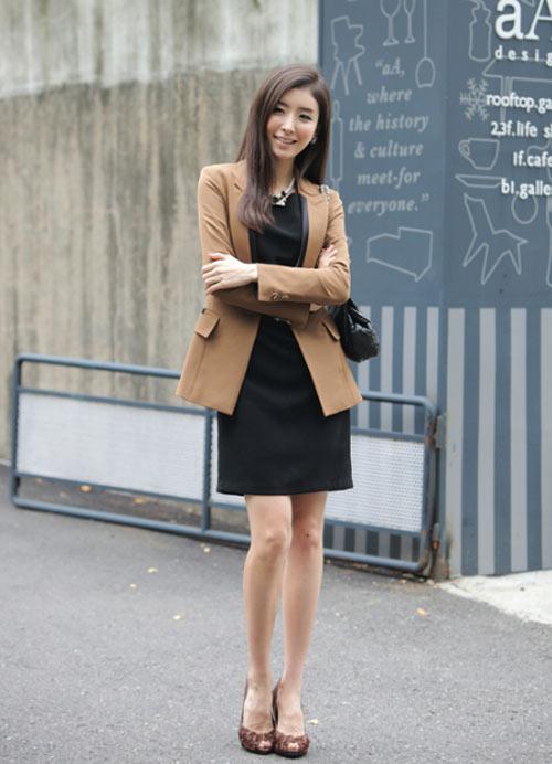 Áo vest cách điệu xúng xính mùa thu - 28
