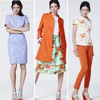 'Đã mắt' với BST xuân hè 2012 của H&M