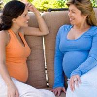 Mẹ bầu quẳng gánh lo khi bị ngứa