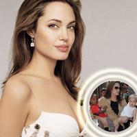 """A.Jolie - bà mẹ """"ngôi sao"""" tuyệt nhất thế giới"""
