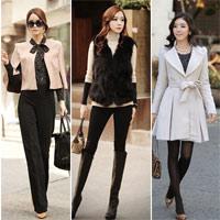 4 mẫu áo khoác nàng công sở không thể thiếu