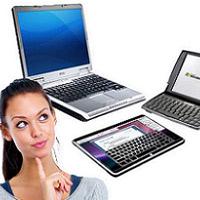 Nên mua laptop hay máy tính bảng?
