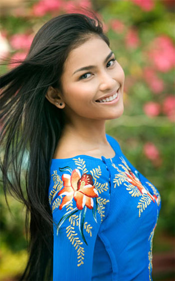 Trương Thị May: Người Khmer hiếm hoi trong làng giải trí - 1