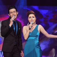 Mỗi cặp đôi phải hát 4 bài đêm chung kết
