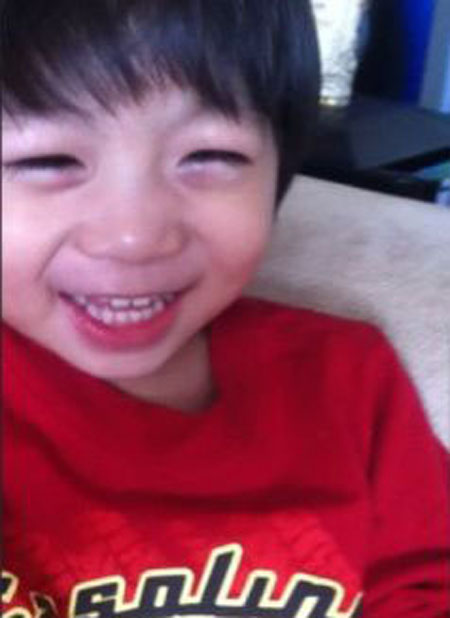"""Ảnh """"độc"""": Lâm Chí Dĩnh và con trai - 3"""