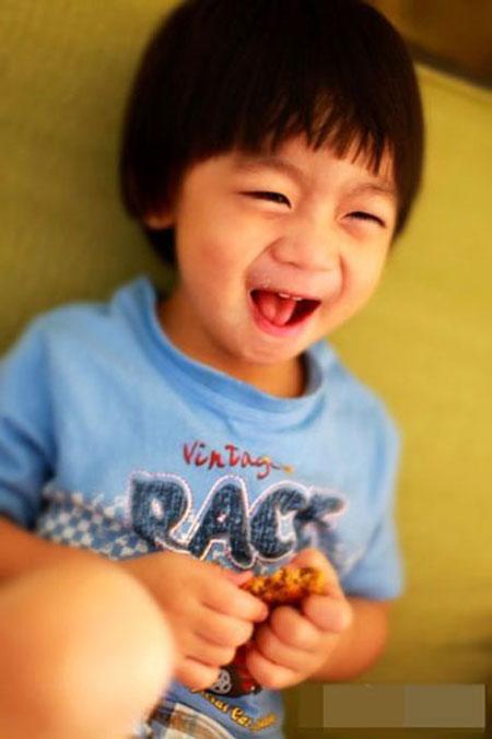 """Ảnh """"độc"""": Lâm Chí Dĩnh và con trai - 5"""