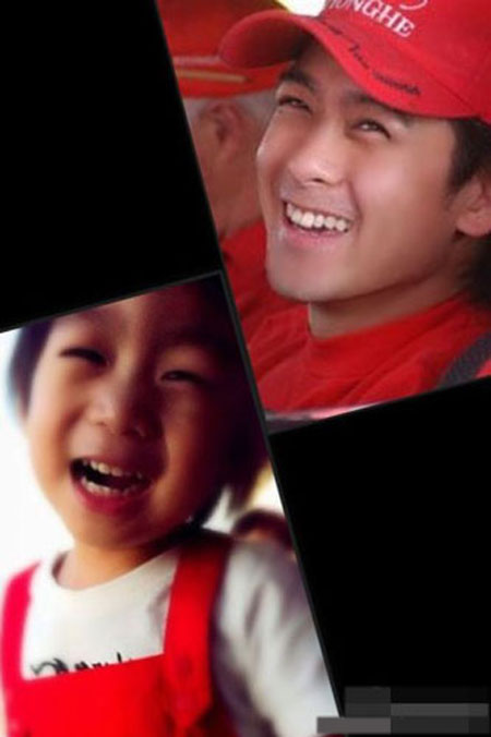 """Ảnh """"độc"""": Lâm Chí Dĩnh và con trai - 7"""