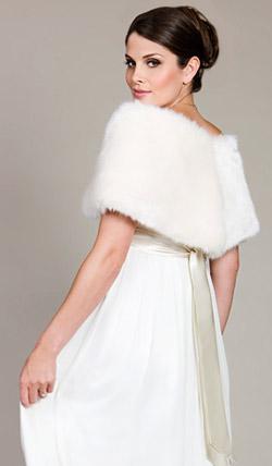 Váy cưới cho bà bầu đẹp 'ngả nghiêng' - 1
